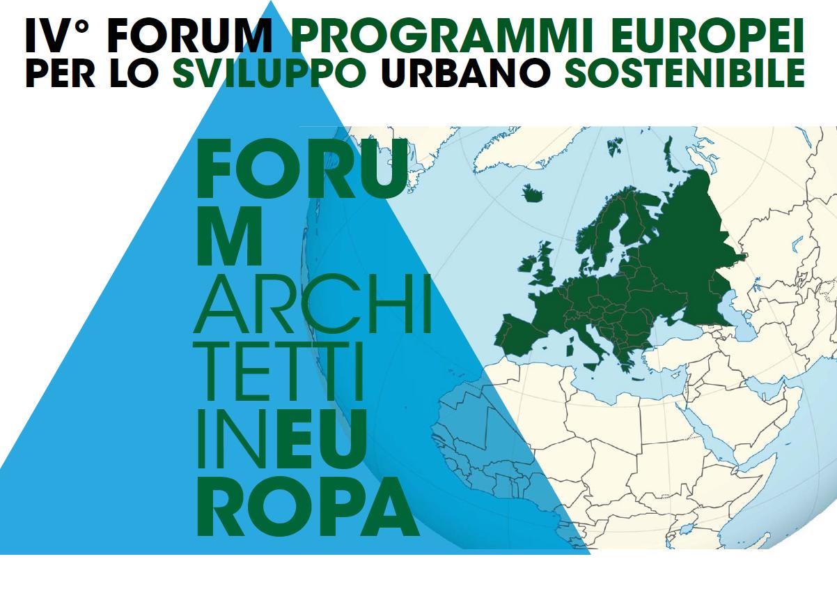 Programmazione ue 2014 2020 focus degli architetti sullo for Ufficio decoro urbano catania