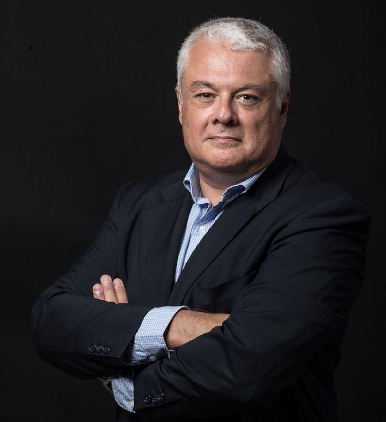Paolo Guidi, docente universitario e autore dell'ultimo libro _C'era una...