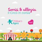 Il progetto Sorrisi e Allegria il circo in corsia