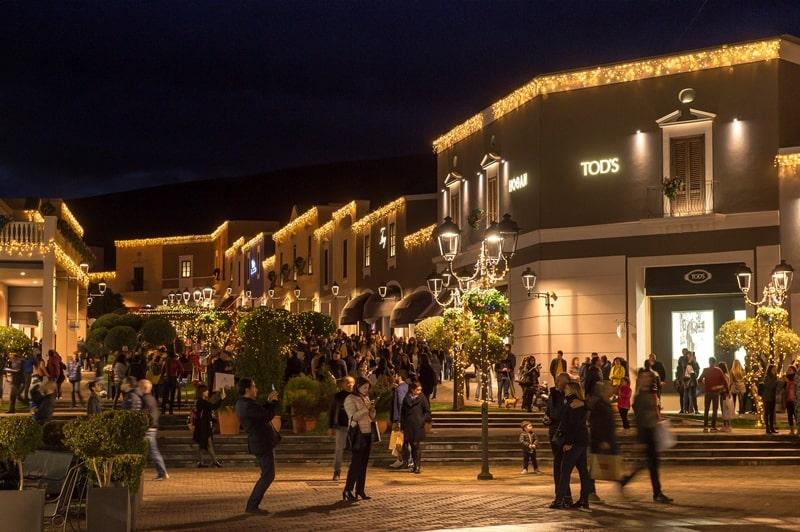 Natale a Sicilia Outlet Village