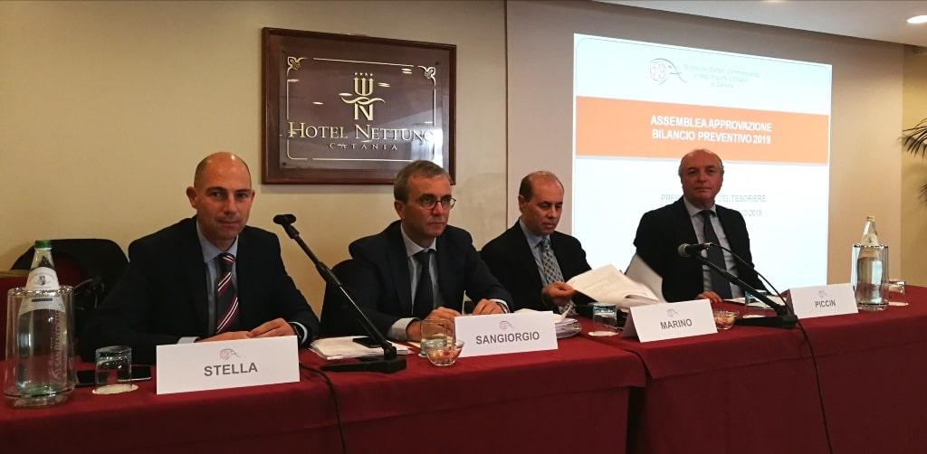 da sx Maurizio Stella Giorgio Sangiorgio Rosario Marino e Giovanni Piccin (2)