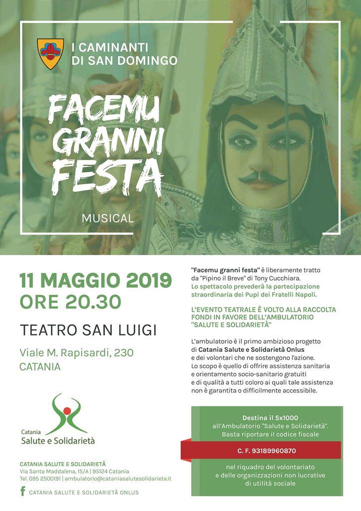 FACEMU GRANNI FESTA