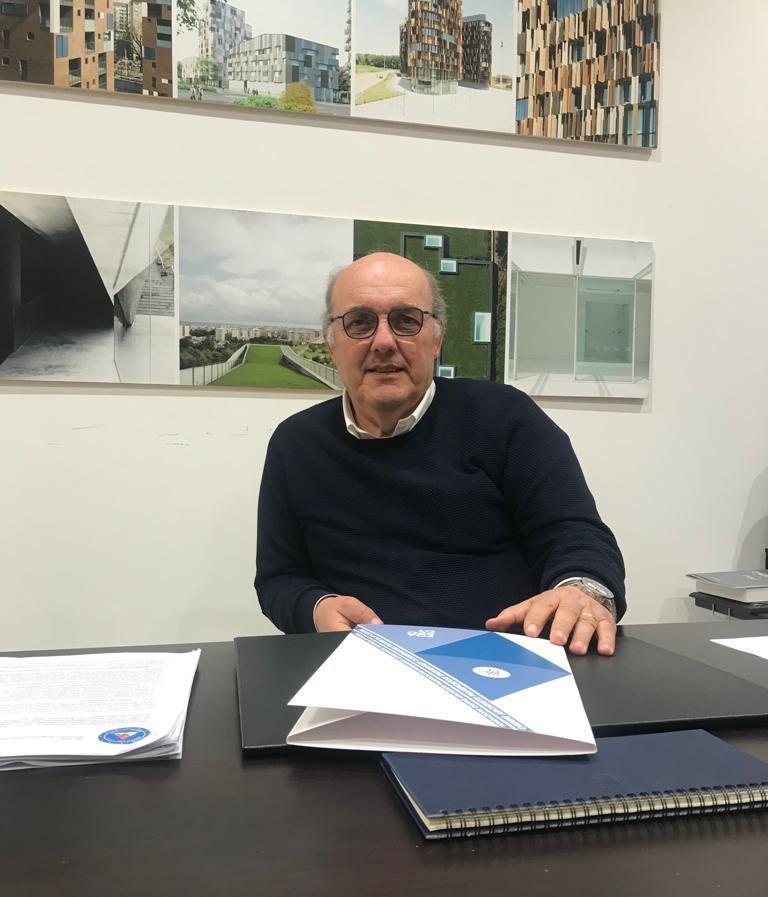 il presidente Alessandro Amaro (002)