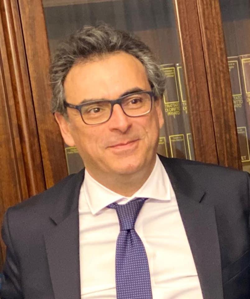 il presidente del Consiglio Notarile Andrea Grasso