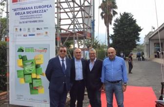 """SETTIMANA EUROPEA SICUREZZA: DOMANI EVENTO CONCLUSIVO PREMIAZIONE """"MURATORE DELL'ANNO 2016"""""""