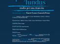 DEBUTTO DI BLUE PRO/FUNDUS, ARTE E TEATRO PER DIALOGO INTERCULTURALE