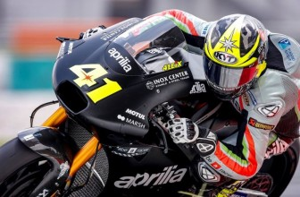 BACKTOWORK24 SIGLA LA PRIMA PARTNERSHIP CORPORATE CON APRILIA RACING