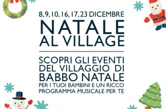 NATALE IN MUSICA A SICILIA OUTLET VILLAGE