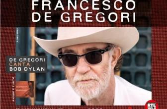 """DE GREGORI CANTA BOB DYLAN"" A SICILIA OUTLET VILLAGE"