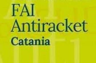"""""""FAI ANTIRACKET CATANIA"""": DOMANI LA PRESENTAZIONE"""
