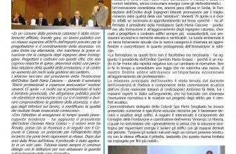 FONDAZIONE INGEGNERI CT – Comunica (maggio 2011)