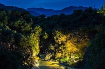 GOLE ALCANTARA BY NIGHT: NUOVA LUCE SUI SENTIERI DEL PARCO