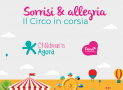 Sanità e crowdfunding: fiaba circense per colorare reparto chirurgia pediatrica del Garibaldi Nesima Catania