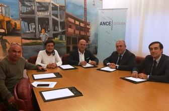 Rischio sismico, firmato protocollo tra Ance Catania e Geologi Sicilia