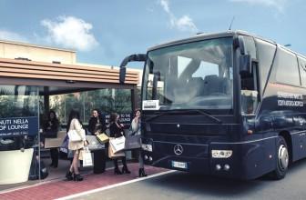 Papa a Piazza Armerina, bus gratuito da Sicilia Outlet Village