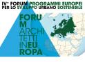 PROGRAMMAZIONE UE 2014/2020: FOCUS DEGLI ARCHITETTI SULLO SVILUPPO URBANO SOSTENIBILE