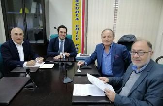 Sicurezza cantieri, accordo fra Comune Catania ed Ente Scuola Edile
