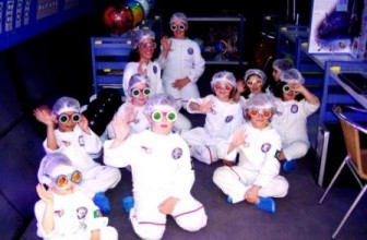 "OGGI ""LANCIO"" DI KIDS ON THE MOON"