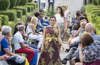 """LA MODA AL RADICEPURA GARDEN FESTIVAL: ECCO I """"GIARDINI  DA INDOSSARE"""" FIRMATI DALL'ATELIER ALBERTA FLORENCE"""