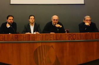 CENTRI STORICI: «NO ALLA RIGIDA CONSERVAZIONE, LA VALORIZZAZIONE PASSA DALL'ARCHITETTURA CONTEMPORANEA»