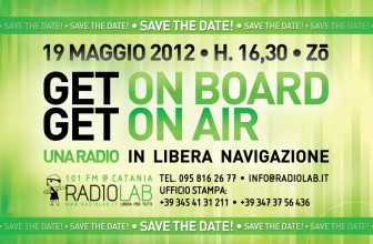 "RADIO LAB ""GET ON BOARD GET ON AIR"""
