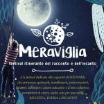 Locandina MERAVIGLIA Festival