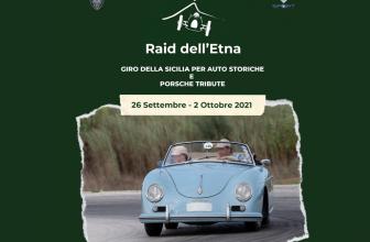 AUTO STORICHE, ATTESA PER IL RAID DELL'ETNA: UN TOUR TRA STORIA, PASSIONE E TURISMO