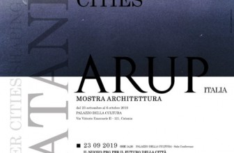L'ARCHITETTURA INTERNAZIONALE COME FARO PER IL NUOVO PRG. IN MOSTRA A CATANIA I PROGETTI DELLO STUDIO ARUP