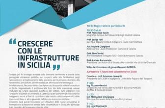 INFRASTRUTTURE E TRASPORTI IN SICILIA, PRESENTE E FUTURO  PAROLA AGLI ESPERTI DEL SETTORE DELLA MOBILITÀ